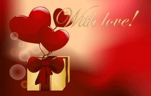 Valentintagsgeschenk