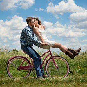 Aufregende Beziehung