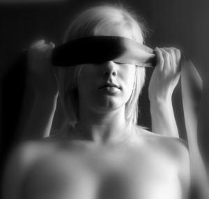 Blind Date mit Frau