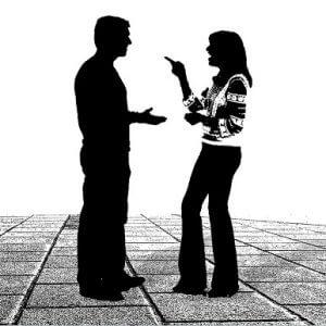 Flirten gesprach am laufen halten