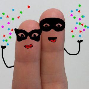 Handfingern