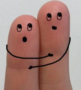 Spannende Beziehung