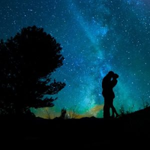 Verführung am Sternenhimmel