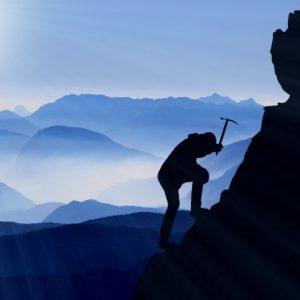 Weg zum Erfolg